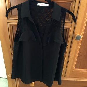 Candies sleeveless blouse